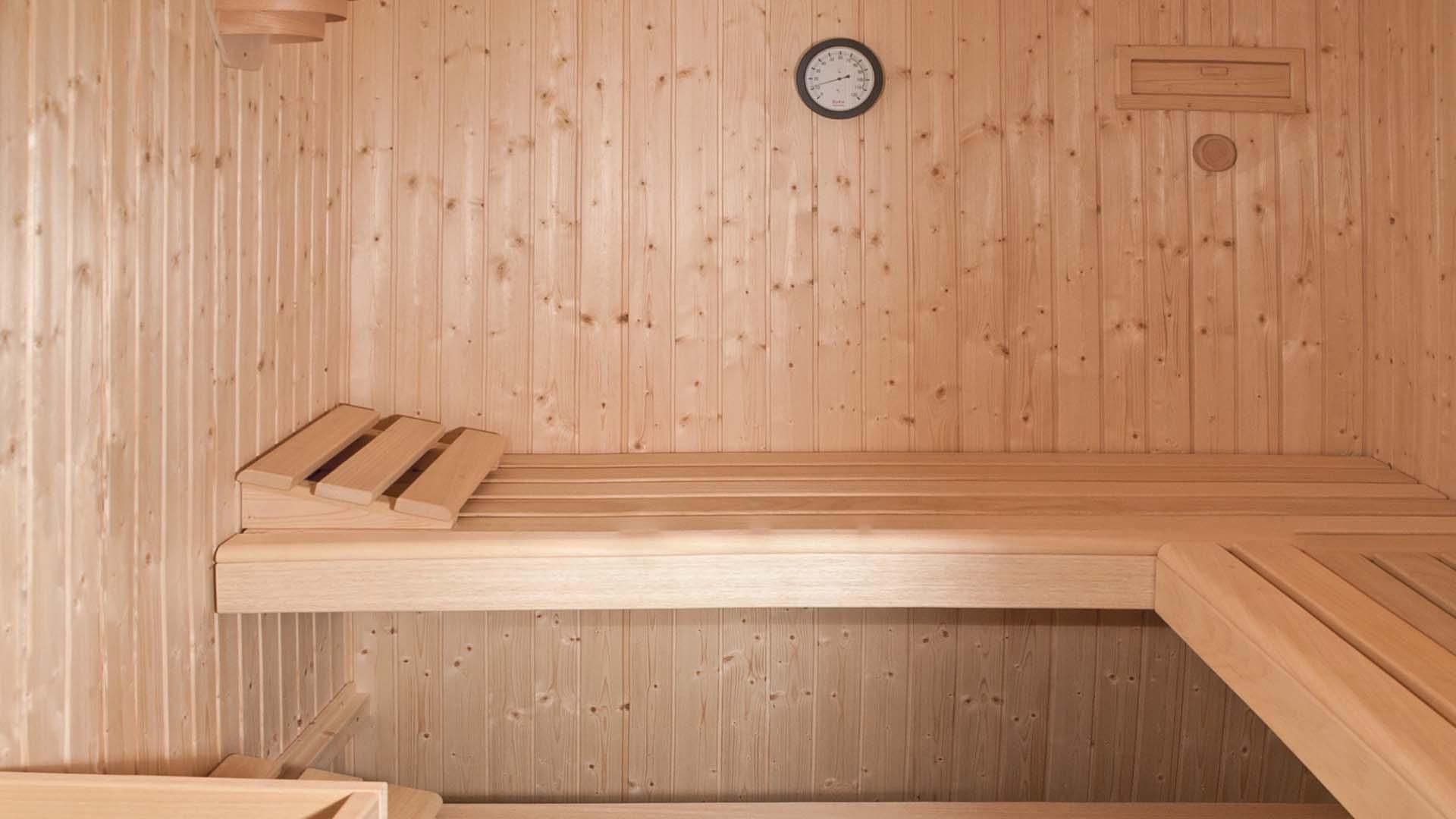 Ferienhaus am Schönwasen - Sauna
