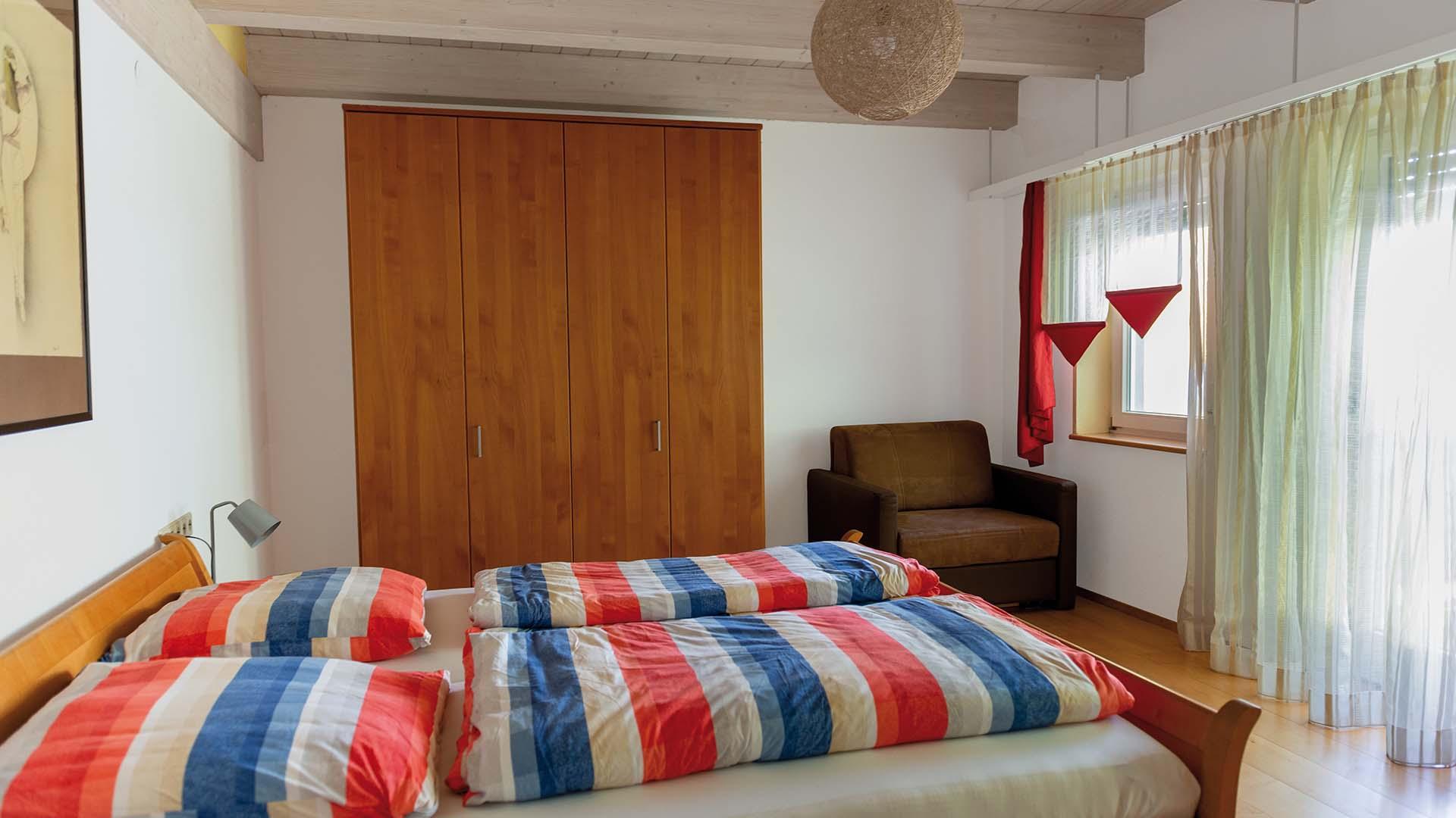 Ferienhaus am Schönwasen - Schlafzimmer