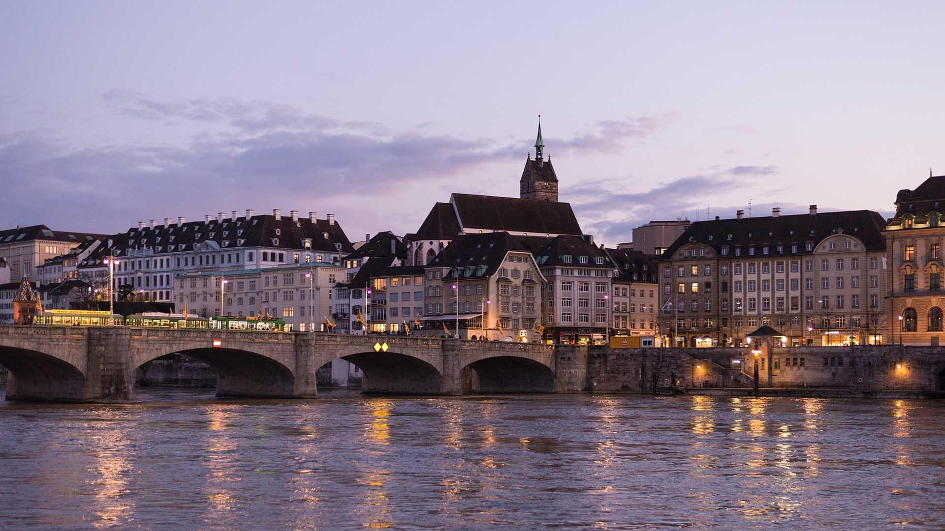 Ausflugsziel Basel, Schweiz