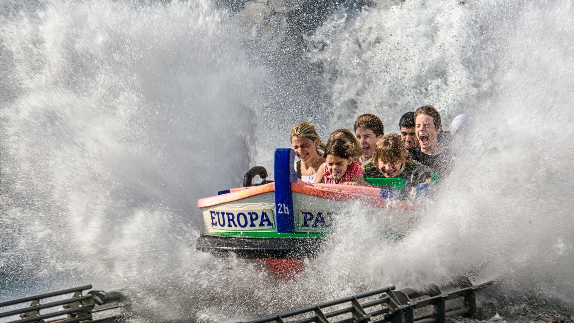 Ausflugsziel Europapark Rust